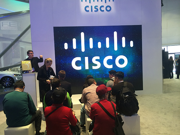 Cisco CES 2014 Central Hal