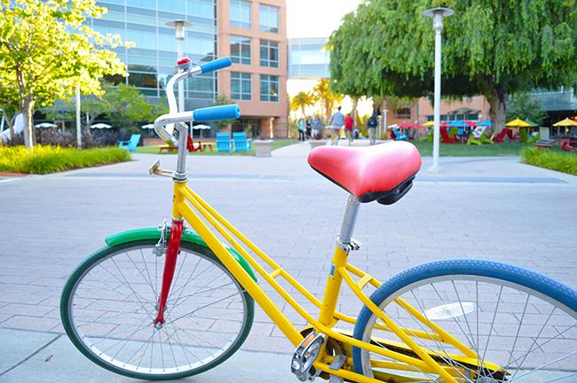 Google Bike 600